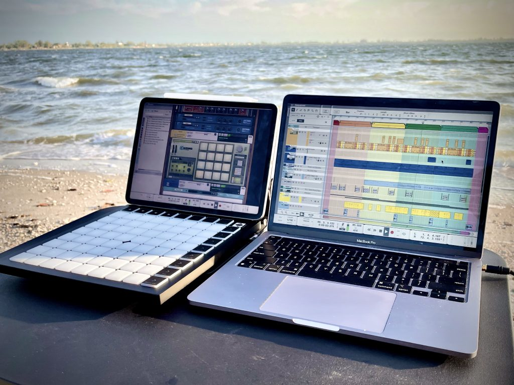 Reason Studios: MacBook Pro M1, iPad Pro Wireless Display & Launchpad X